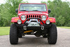"Hanson 52"" Rubicon bumper with Warn 9.5ti"